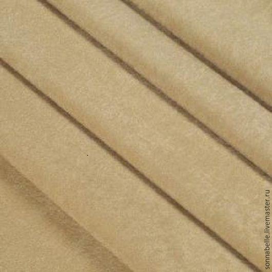 Шитье ручной работы. Ярмарка Мастеров - ручная работа. Купить Ткань для штор портьерная однотонная Софт Бежевый. Handmade. Шторы