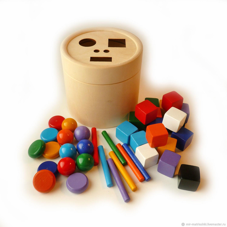Sorter 'Barrel' 4, Puzzle, Sarov,  Фото №1