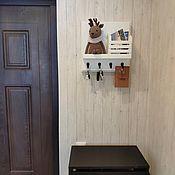 handmade. Livemaster - original item The housekeeper is a wall in the hallway. Handmade.