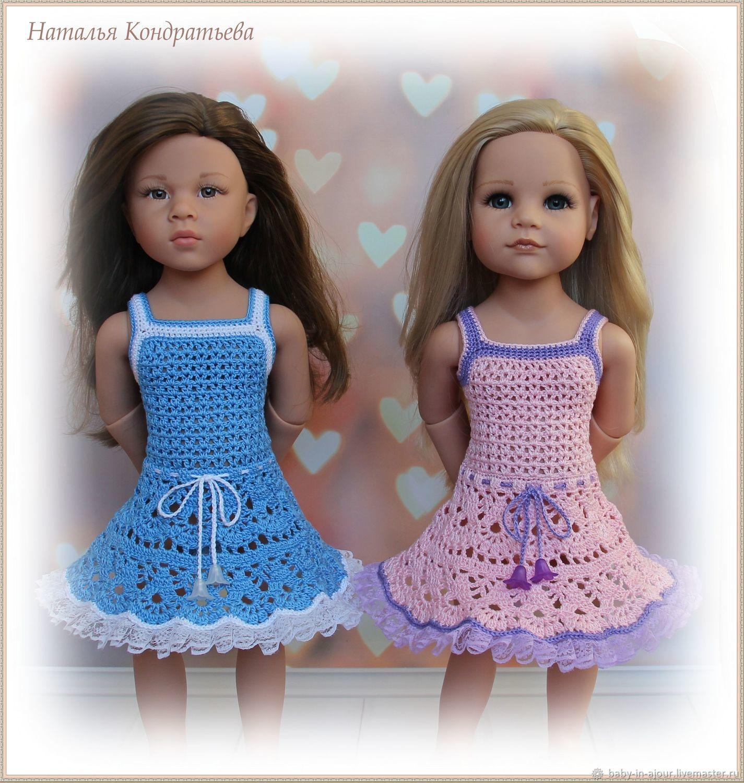 Платья для кукол, Одежда для кукол, Санкт-Петербург,  Фото №1