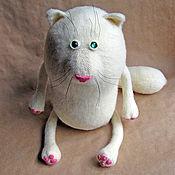 """Куклы и игрушки ручной работы. Ярмарка Мастеров - ручная работа Игрушка """"Кот"""". Handmade."""