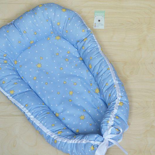 Для новорожденных, ручной работы. Ярмарка Мастеров - ручная работа. Купить Кокон для новорожденного. Handmade. Кокон для новорожденного, подарок для новорожденого