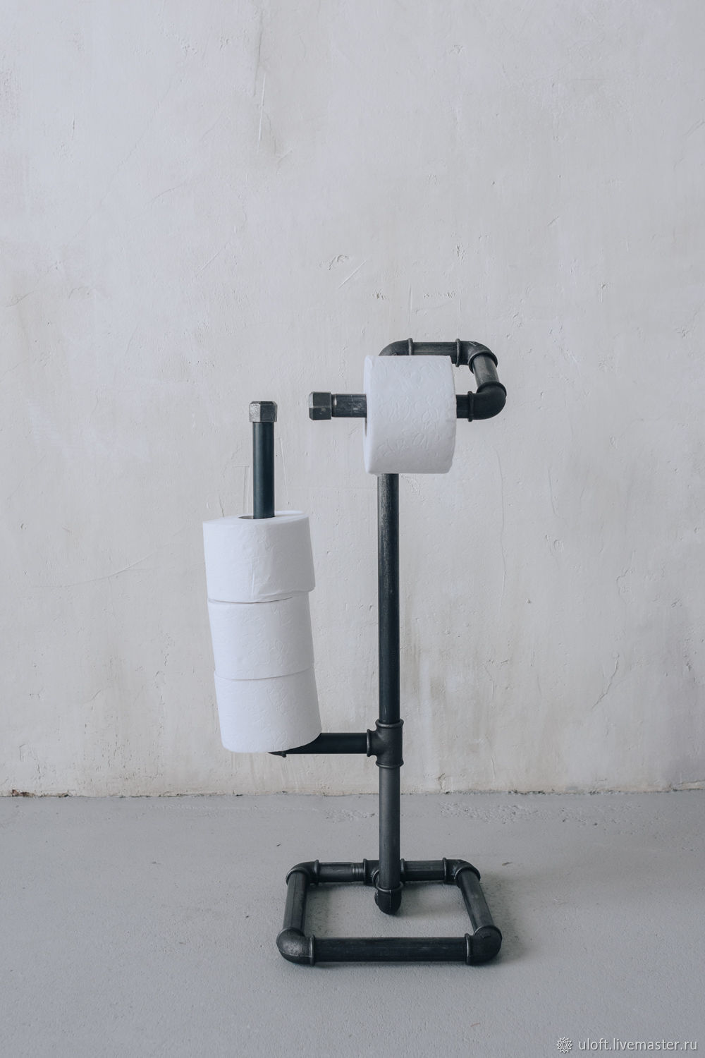Floor toilet paper holder in Loft style ' Rante 2», Holders, Ivanovo,  Фото №1