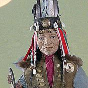 """Куклы и игрушки ручной работы. Ярмарка Мастеров - ручная работа Кукла """"Шаманка, после камлания"""". Handmade."""