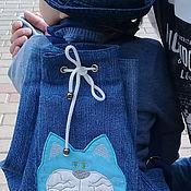 Работы для детей, ручной работы. Ярмарка Мастеров - ручная работа Рюкзак детский. Handmade.