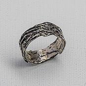 Украшения handmade. Livemaster - original item Men`s silver ring with