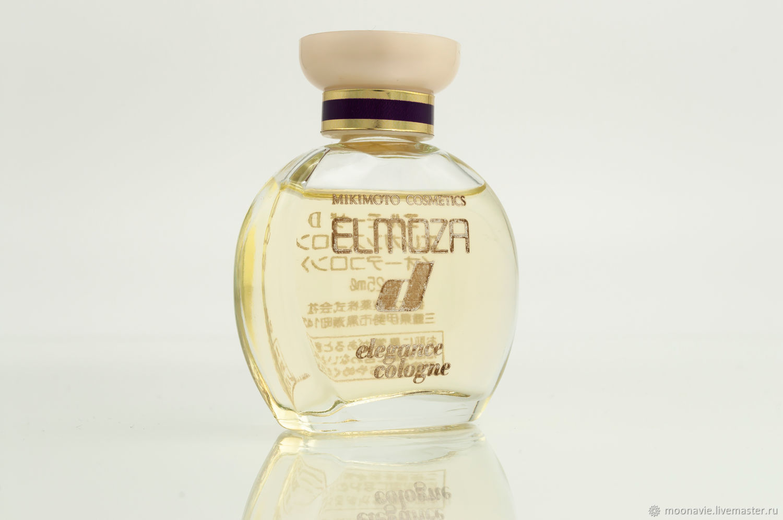 ELMOZA (MIKIMOTO) eau de Cologne (EDC) 25 ml VINTAGE, Vintage perfume, St. Petersburg,  Фото №1