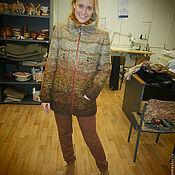 """Одежда ручной работы. Ярмарка Мастеров - ручная работа Куртка женская """"Арт -позитив"""". Handmade."""