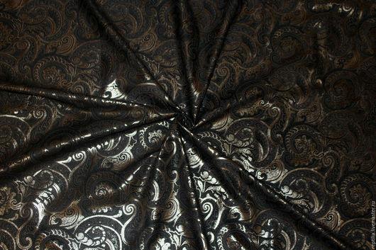 """Шитье ручной работы. Ярмарка Мастеров - ручная работа. Купить Натуральная замша """"Серебро на Черном"""". Handmade. Кожа, кожа натуральная"""