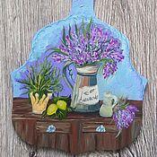 Для дома и интерьера handmade. Livemaster - original item Olive motif. Handmade.