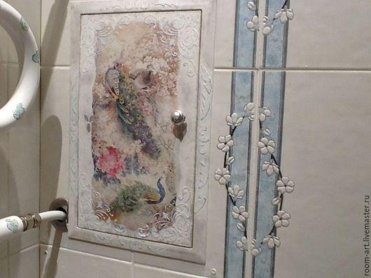 Имитация фрески