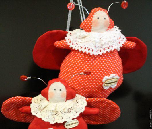 Куклы Тильды ручной работы. Ярмарка Мастеров - ручная работа. Купить жук ТИЛЬДА. Handmade. Жук, любимой девушке, Декор