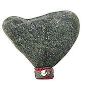 """Украшения ручной работы. Ярмарка Мастеров - ручная работа Кольцо на фалангу """"Камни, тоже любят"""". Handmade."""