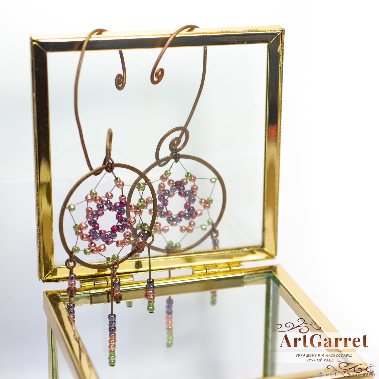 Kaffa dream Catchers (pair), Cuff Earrings, Yevpatoriya,  Фото №1