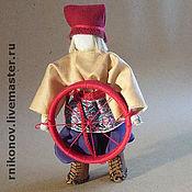 """Куклы и игрушки ручной работы. Ярмарка Мастеров - ручная работа """"Спиридон-Солнцеворот"""". Handmade."""