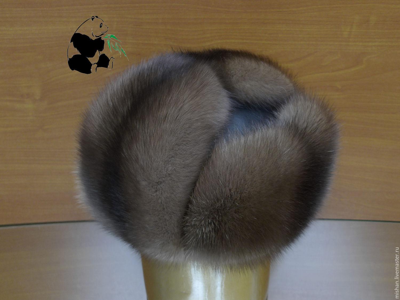 Hats handmade. Livemaster - handmade. Buy Ushanka from fur of a sable and  natures ... ac119e68067