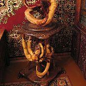 Для дома и интерьера handmade. Livemaster - original item Floor Lamp Fallen Angel. Handmade.