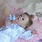 Куклы и игрушки ручной работы. Ярмарка Мастеров - ручная работа Маленькая капелька по имени Алессандра.... Handmade.