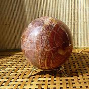 Фен-шуй и эзотерика ручной работы. Ярмарка Мастеров - ручная работа ЯШМА шар из камня малый (11). Handmade.