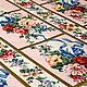 Текстиль, ковры ручной работы. Ярмарка Мастеров - ручная работа. Купить Покрывало  Версаль. Handmade. Покрывало, свадьба, ситец