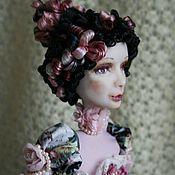 """Куклы и игрушки ручной работы. Ярмарка Мастеров - ручная работа Авторская кукла """"Виолета"""".. Handmade."""