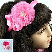 handmade. Livemaster - original item Dressy headband for girls. Handmade.