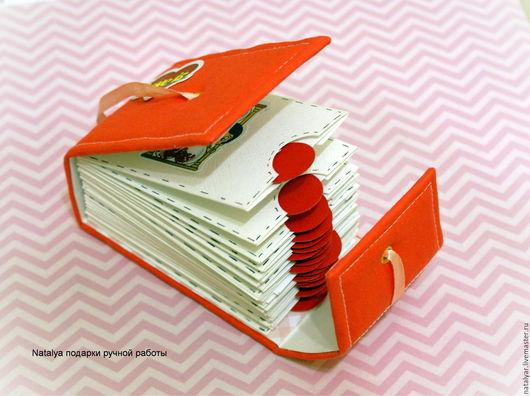 Подарки для влюбленных ручной работы. Ярмарка Мастеров - ручная работа. Купить Книга признаний или 50 причин почему я тебя люблю. Handmade.