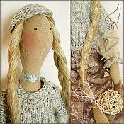 Куклы и игрушки ручной работы. Ярмарка Мастеров - ручная работа Тильда Моника. Handmade.