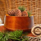 Для дома и интерьера handmade. Livemaster - original item The bowl from the Siberian Cedar 175#52. Handmade.