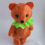 Куклы и игрушки ручной работы. Ярмарка Мастеров - ручная работа Мишка Морковкин. Handmade.