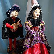 """Куклы и игрушки ручной работы. Ярмарка Мастеров - ручная работа Кукла """"Герцогиня"""". Handmade."""
