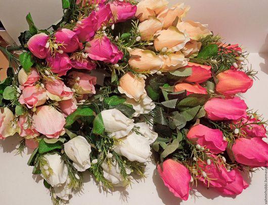 Другие виды рукоделия ручной работы. Ярмарка Мастеров - ручная работа. Купить Бутоны роз № 1 ( м-н) заостренные. Handmade.