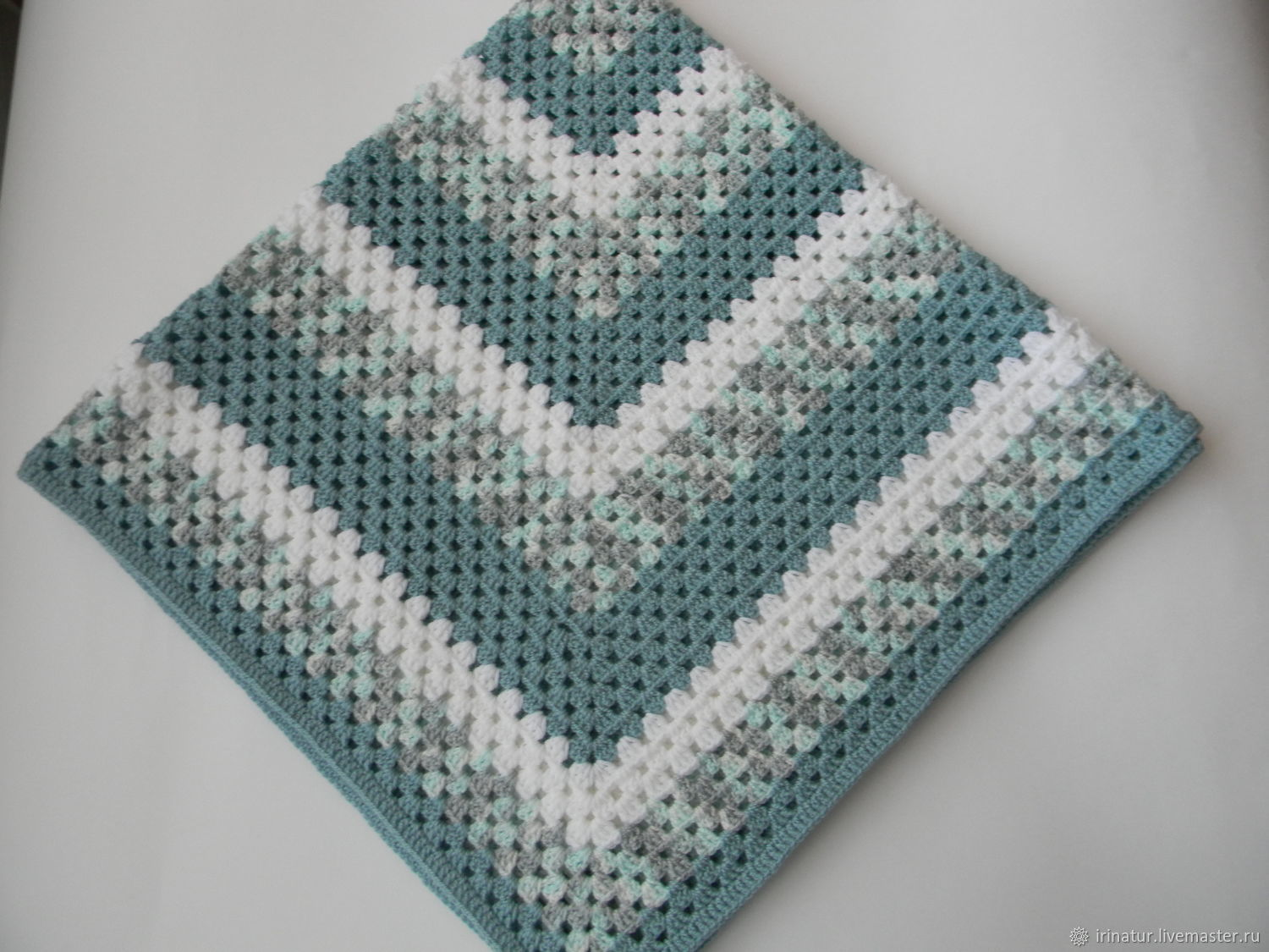 Children's plaid and cap for newborn Spring, Baby blankets, Magnitogorsk,  Фото №1
