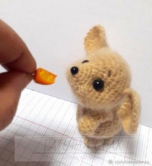 Мышка-малышка.МК по созданию игрушки, Схемы для вязания, Санкт-Петербург,  Фото №1