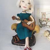 Куклы и игрушки ручной работы. Ярмарка Мастеров - ручная работа уроки вокала продана. Handmade.