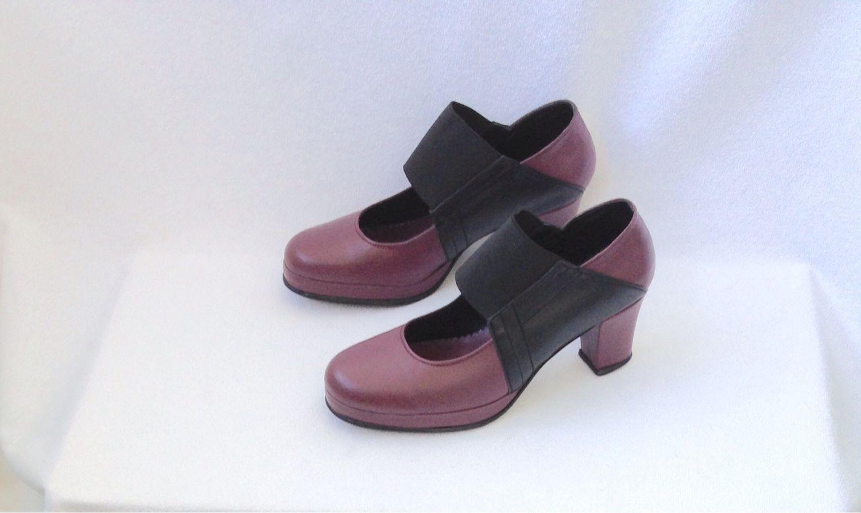 Shoes handmade 'Fuchsia', Shoes, Baku,  Фото №1