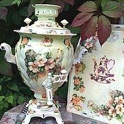 Для дома и интерьера handmade. Livemaster - original item Savarese Tea. Handmade.