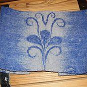 Аксессуары handmade. Livemaster - original item Belt-corset felted from dog and sheep wool. Handmade.