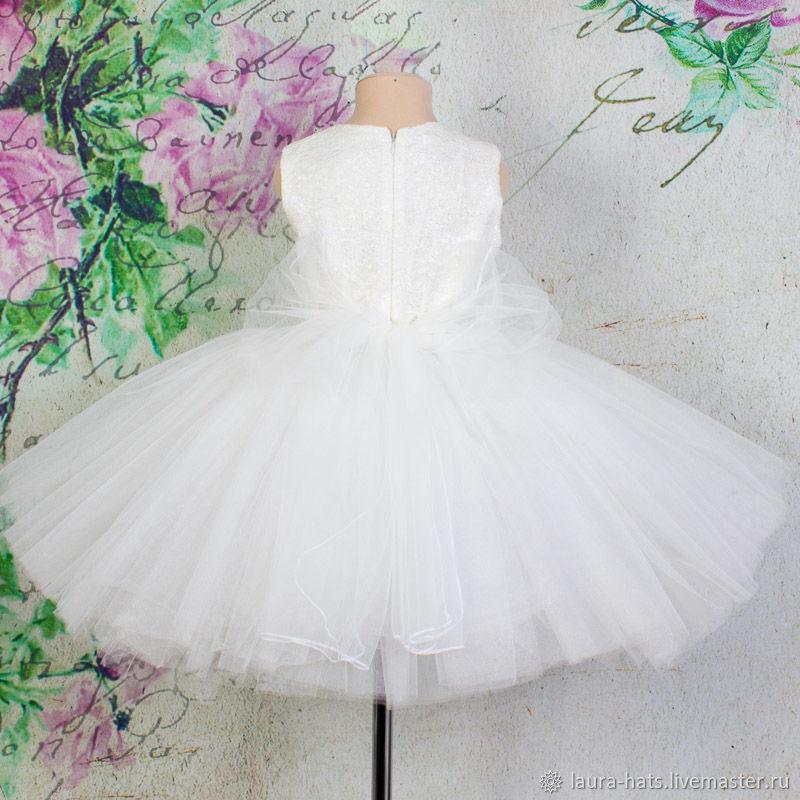 Нарядное платье для девочки Детское, пышное платье На выпускной