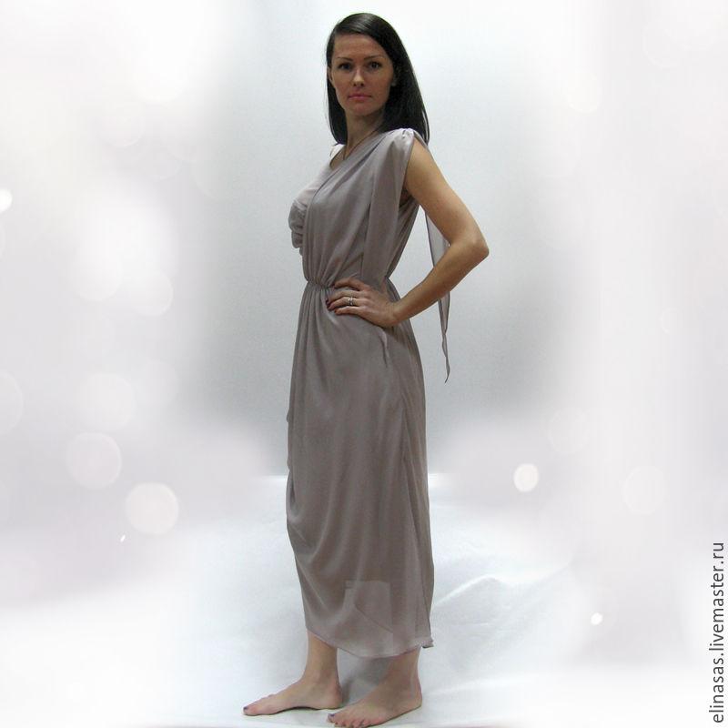 4420214616f ручной работы. Ярмарка Мастеров - ручная работа. Купить Платье в греческом  стиле.
