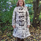 Одежда ручной работы. Ярмарка Мастеров - ручная работа Пальто валяное. Handmade.