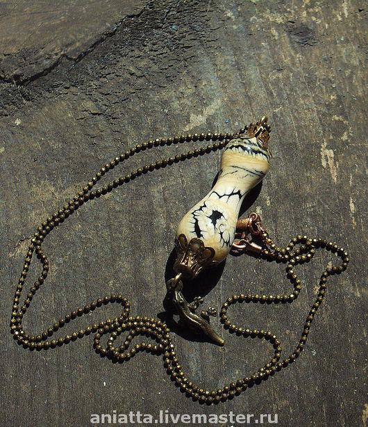 """Кулоны, подвески ручной работы. Ярмарка Мастеров - ручная работа. Купить Кулон """"Пески времени"""". Handmade."""