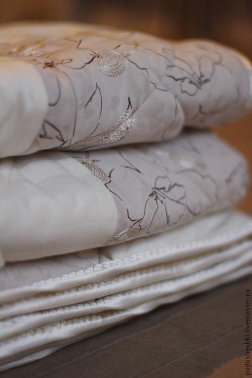 """Текстиль, ковры ручной работы. Ярмарка Мастеров - ручная работа. Купить Покрывало стеганое """"Кремовое"""". Handmade. Кремовый, покрывало на диван"""