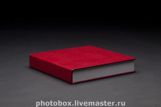 Свадебные фотоальбомы ручной работы. Ярмарка Мастеров - ручная работа. Купить фотокнига+короб. Handmade. Книга, футляр