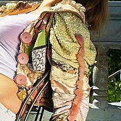 Одежда ручной работы. Ярмарка Мастеров - ручная работа курточка ФЕЕРИЧНАЯ. Handmade.