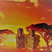 """Косметика ручной работы. Ярмарка Мастеров - ручная работа """" Safari """" духи натуральные. Handmade."""
