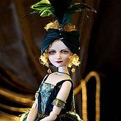 Куклы и игрушки ручной работы. Ярмарка Мастеров - ручная работа Elizabeth. Handmade.