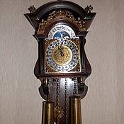 Винтаж ручной работы. Ярмарка Мастеров - ручная работа Настенные, старинные  часы с боем Голландия. Handmade.