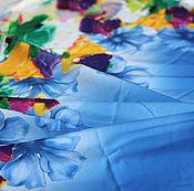 Материалы для творчества ручной работы. Ярмарка Мастеров - ручная работа - 25% от цены ! Ткань плательная. Handmade.