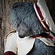 Мишки Тедди ручной работы. Ярмарка Мастеров - ручная работа. Купить James Cook.... Handmade. Разноцветный, мишка, старинный стиль